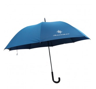 Navy blue golf umbrella Jeanneau