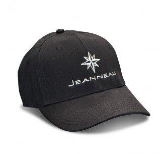 Casquette noire Jeanneau